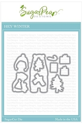 SugarPea Designs - Hey Winter SugarCut