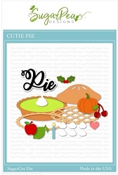 SugarPea Designs - Cutie Pie SugarCut