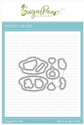 SugarPea Designs - Sweet As Pie SugarCut