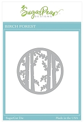 SugarPea Designs - Birch Forest SugarCut Die
