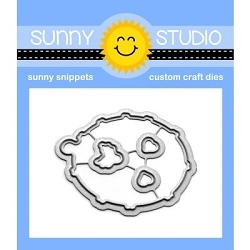 Sunny Studio - Cutting Dies - Hedgey Holidays