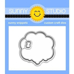 Sunny Studio - Cutting Dies - Floating By