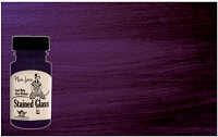Tattered Angels - Plain Jane Stained Glass Semi Matte Glaze - Purple