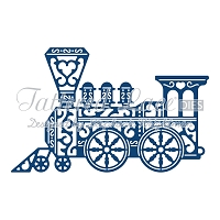 Tattered Lace - Dies - Vintage Train