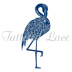 Tattered Lace - Dies - Flamingo