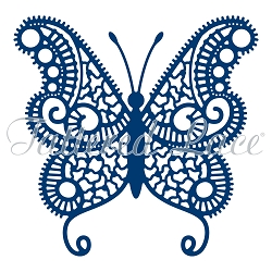 Tattered Lace - Dies - Lace Butterfly