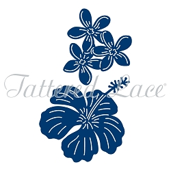 Tattered Lace - Dies - Tropical Flowers