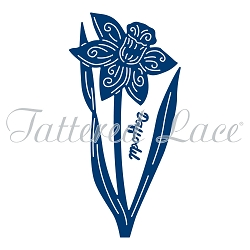 Tattered Lace - Dies - The Daffodil Tells Me That Spring is Here