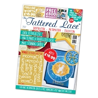 Tattered Lace - Tutorial Magazine & Die Kit - Issue 33