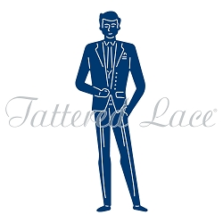 Tattered Lace - Dies - Retro Groom