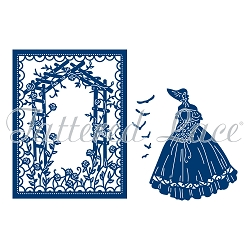 Tattered Lace - Dies - Country Manor Sarah