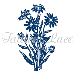 Tattered Lace - Dies - Tall Daisies