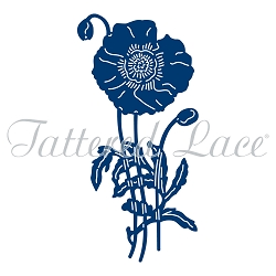 Tattered Lace - Dies - Proud Poppy
