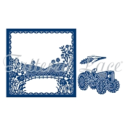 Tattered Lace - Dies - A Day In The Country Scene
