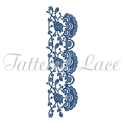 Tattered Lace - Dies - Ornamental Lace Treillage