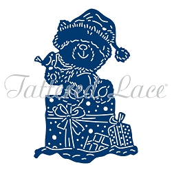 Tattered Lace - Dies - Cherished Darling Teddy