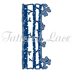 Tattered Lace Festive Pines RESTING OWL Craft Cutting Die Set 453797