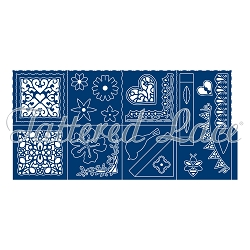 Tattered Lace - Dies - Decorative Floral Pop Up