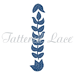 Tattered Lace - Dies - Forest Pines Leaf Border Spray