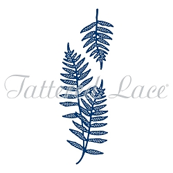 Tattered Lace - Dies - Forest Pines Ferns