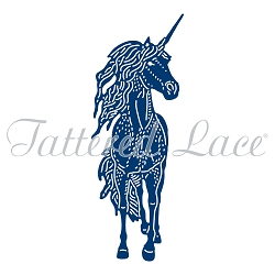 Tattered Lace - Dies - Sundance Unicorn