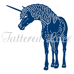 Tattered Lace - Dies - Dreamer Unicorn