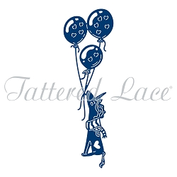 Tattered Lace - Dies - Unicorn Celebration