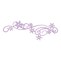 Tattered Lace - Dies - Disney Frozen Icy Flourish