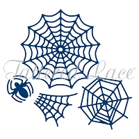 Tattered Lace - Dies - Spider Webs