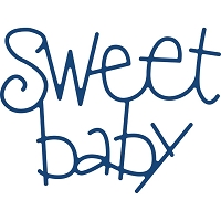 Tattered Lace - Dies - Sweet Baby
