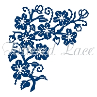 Tattered Lace - Dies - Cherry Blossom Brach