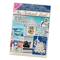 Tattered Lace - Tutorial Magazine & Die Kit - Issue 25