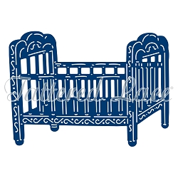 Tattered Lace - Dies - Snuggles Crib