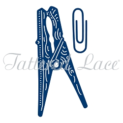 Tattered Lace - Dies - Peg & Paper Clip