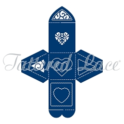Tattered Lace - Dies - Chocolate Box