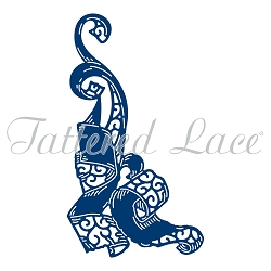 Tattered Lace - Dies - Chocolate Flourish