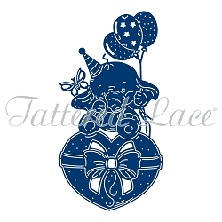 Tattered Lace - Dies - Effie Elephant