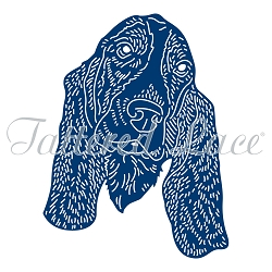 Tattered Lace - Dies - Essentials Berty Basset