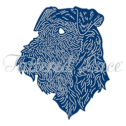 Tattered Lace - Dies - Essentials Airedale Terrier