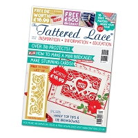Tattered Lace - Tutorial Magazine & Die Kit - Issue 31