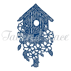 Tattered Lace - Dies - Beautiful Birdhouse