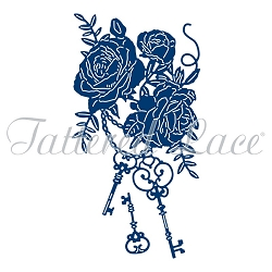 Tattered Lace - Dies - The Keys To Your Heart