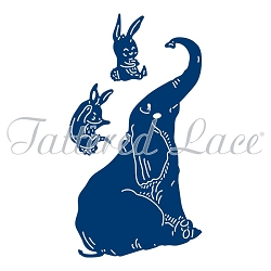 Tattered Lace - Dies - Ella Elephant and Friends