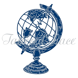 Tattered Lace - Dies - Globe