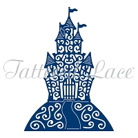 Tattered Lace - Dies - Castle