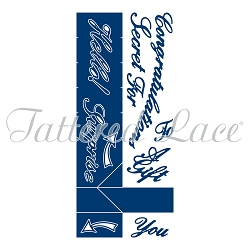 Tattered Lace - Dies - Wiper Card