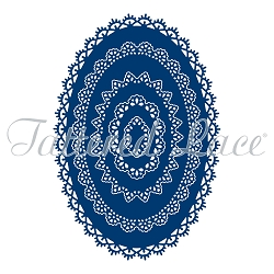 Tattered Lace - Dies - Nested Lace Essential Ovals