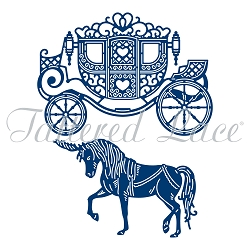 Tattered Lace - Dies - Lace Carriage 2018 :)