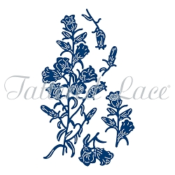 Tattered Lace - Dies - Happy Harebells