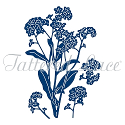 Tattered Lace - Dies - Forever Forget Me Nots